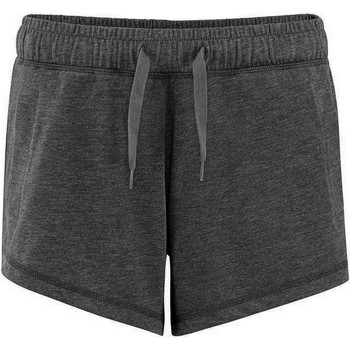 Kleidung Damen Shorts / Bermudas Comfy Co CC055 Anthrazit