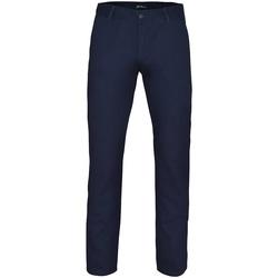 Kleidung Herren Chinohosen Asquith & Fox AQ052 Marineblau