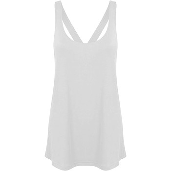 Kleidung Damen Tops Skinni Fit Workout Weiß