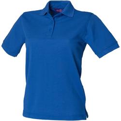 Kleidung Damen Polohemden Henbury HB401 Königsblau