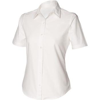 Kleidung Damen Hemden Henbury HB516 Weiß