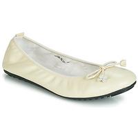 Schuhe Damen Ballerinas Mac Douglas ELIANE Naturfarben