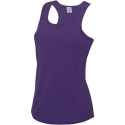 Kleidung Damen Tops Awdis JC015 Violett