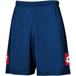 Kleidung Herren Shorts / Bermudas Lotto LT009 Marineblau