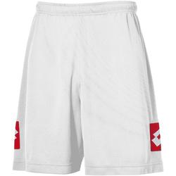 Kleidung Herren Shorts / Bermudas Lotto LT009 Weiß