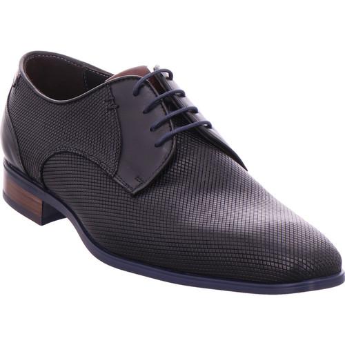 Giorgio - 964114 schwarz - Schuhe Richelieu Herren 163,75