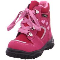 Schuhe Kinder Wanderschuhe Legero - 3-09046-50 ROT/ROSA