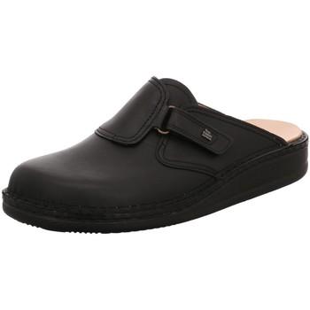 Schuhe Herren Pantoletten / Clogs Finn Comfort Offene VENEDIG 01504-013099 schwarz