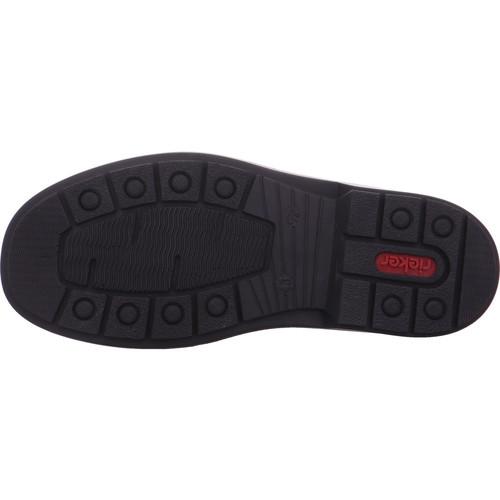 Rieker - 05000-01 schwarz 01 - Schuhe Slipper Herren 49,95