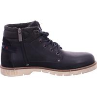Schuhe Herren Schneestiefel Camp David - CCU-1855-8005 BLU0011 blue