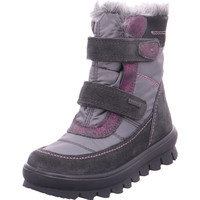Schuhe Mädchen Schneestiefel Winterstiefel Flavia,grau grau