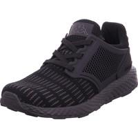 Schuhe Sneaker Low Sportschuhe - 242589 schwarz