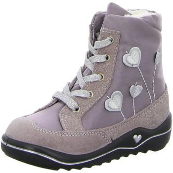 Schuhe Mädchen Schneestiefel Ricosta Schnuerstiefel JOSIE 66 3821500/345 rosa
