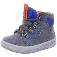 Schuhe Jungen Boots Superfit Schnuerstiefel . 00425-06 grau