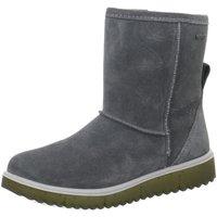 Schuhe Damen Schneestiefel Superfit Stiefel 8-09485-20 grau