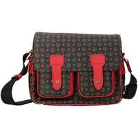 Taschen Damen Umhängetaschen Pollini TE8421PP04 Umhängetasche Frau Rot Rot