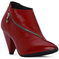 Schuhe Damen Ankle Boots Juice Shoes ROSSO NAPLAK Rosso