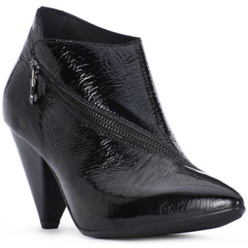 Schuhe Damen Ankle Boots Juice Shoes NERO NAPLAK Nero