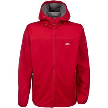 Kleidung Herren Windjacken Trespass Zeek Rot