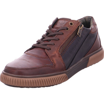Schuhe Herren Sneaker Low Bugatti - 321-60301-3232-3141 braun