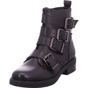 Schuhe Damen Boots Pep Step - 1013097-L20904 schwarz-schwarz