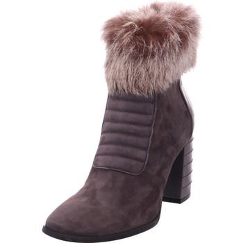 Schuhe Damen Low Boots Zinda - 3608 grau