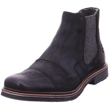 Schuhe Damen Boots Pep Step SchnUErstiefel Sportboden KF BLACK 004