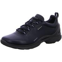 Schuhe Damen Sneaker Low Ecco Sportschuhe Biom Fjuel 837513.01001 schwarz