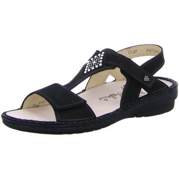 Schuhe Damen Sandalen / Sandaletten Finn Comfort Komfort Calvia 02807-007099 schwarz