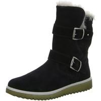 Schuhe Mädchen Schneestiefel Legero Winterstiefel Lora -M4- 8.00484.02 schwarz