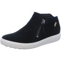 Schuhe Damen Stiefel Ecco SOFT 7 LADIES 430243/50263 schwarz