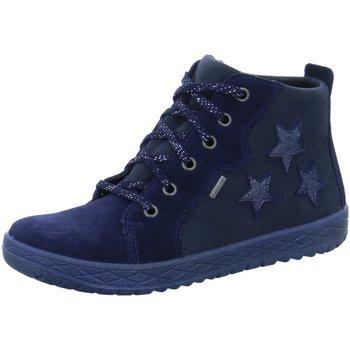 Schuhe Mädchen Sneaker High Legero Maedchen .gore 1-00095-80 blau