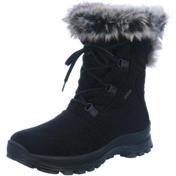 Schuhe Damen Stiefel Romika Westland Stiefel Polar 02 87002.74.100 schwarz