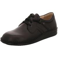 Schuhe Herren Derby-Schuhe Finn Comfort Schnuerschuhe Vaasa, 1000-001099 schwarz