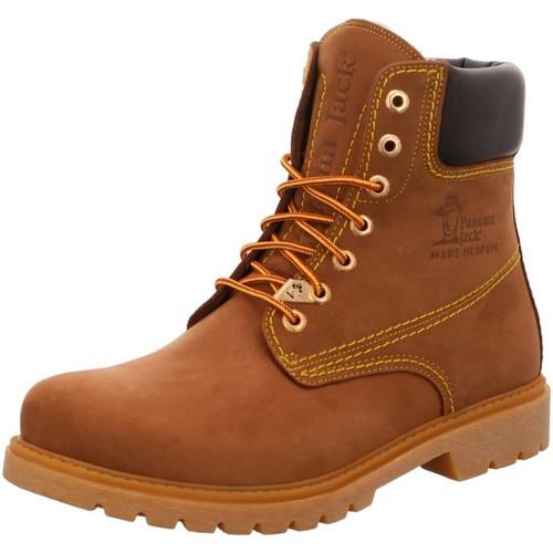 Panama Jack Wool C6 Panama 03 hazelnut braun - Schuhe Wanderschuhe Herren