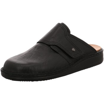 Schuhe Herren Pantoletten / Clogs Finn Comfort Offene 01515044099 schwarz