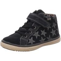 Schuhe Mädchen Sneaker High Lurchi By Salamander Schnuerschuhe 33-13611-22 bunt