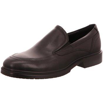 Schuhe Herren Slipper Ecco Business LISBON 622144/01001 schwarz