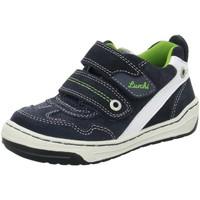 Schuhe Jungen Sneaker Low Lurchi By Salamander Klettschuhe BRUCE 33-14712-22 grau