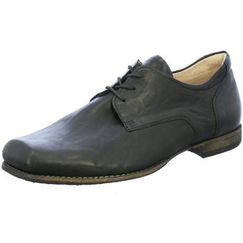Schuhe Herren Slipper Think Business 3-000005-0010 schwarz