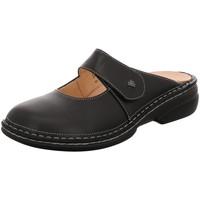 Schuhe Damen Pantoletten / Clogs Finn Comfort Pantoletten STANFORD 02552-014099 schwarz