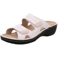 Schuhe Damen Pantoffel Rohde Pantoletten Mainz -G- 5777.00 beige