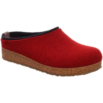 Schuhe Damen Hausschuhe Haflinger 711056 042 rot