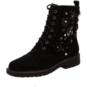 Schuhe Damen Stiefel Alma En Pena Stiefeletten 483 schwarz