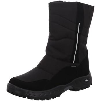 Schuhe Herren Schneestiefel Lico He-Burschen Schlupfstiefel 710043 Ice Mount schwarz