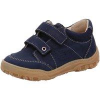 Schuhe Jungen Sneaker Low Ricosta Klettschuhe NV 1421200-172 blau