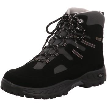 Schuhe Damen Stiefel Brütting Stiefeletten FLAKE schwarz
