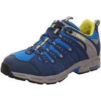 Schuhe Jungen Sneaker Low Meindl Bergschuhe Snap Junior 2046 29 blau