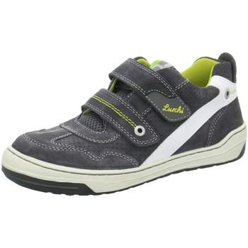 Schuhe Mädchen Sneaker Low Lurchi Klettschuhe 331471225 B 3314712-25 grau