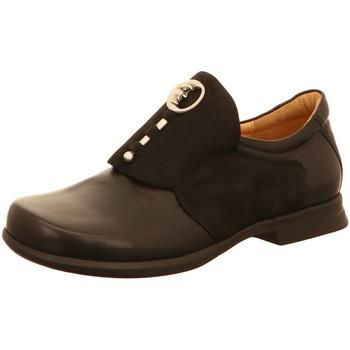 Schuhe Damen Slipper Think Slipper PENSA DA 03 8-88002-00 schwarz